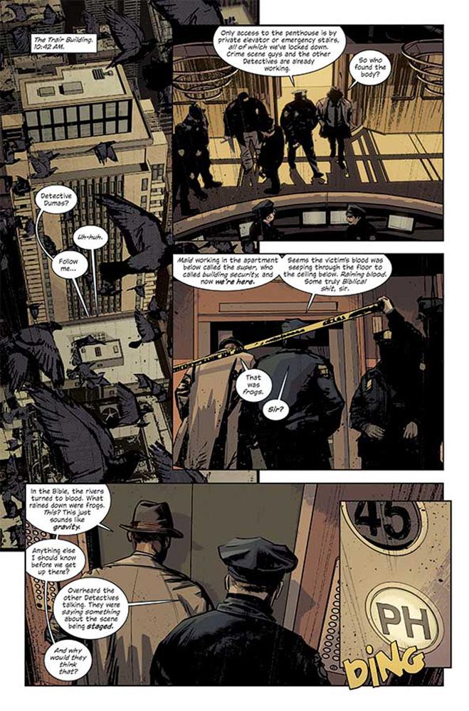 Black Monday Murders #1  [2016] - Image Comics