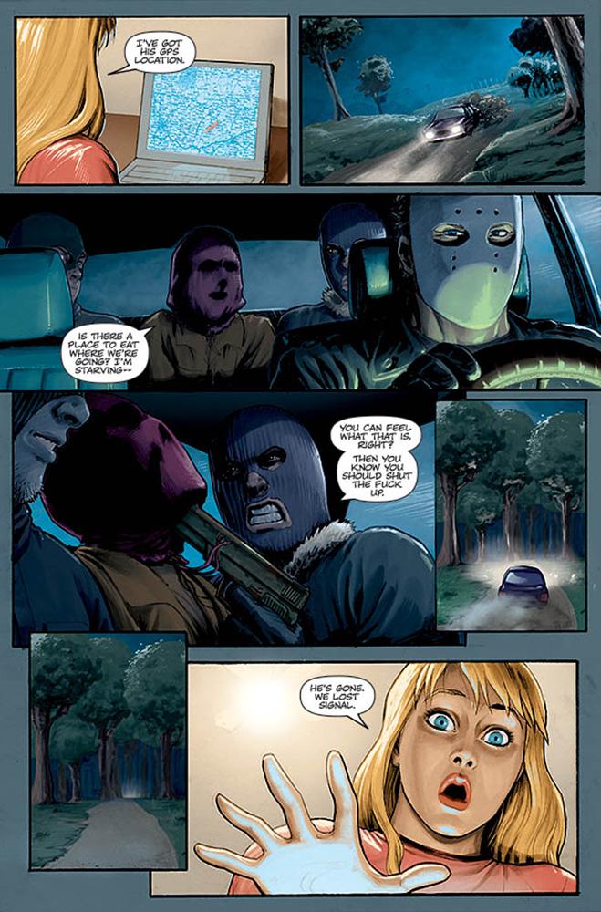 Eden's Fall #1 (cover A - Ekedal)  [2016] - Image Comics - Top Cow