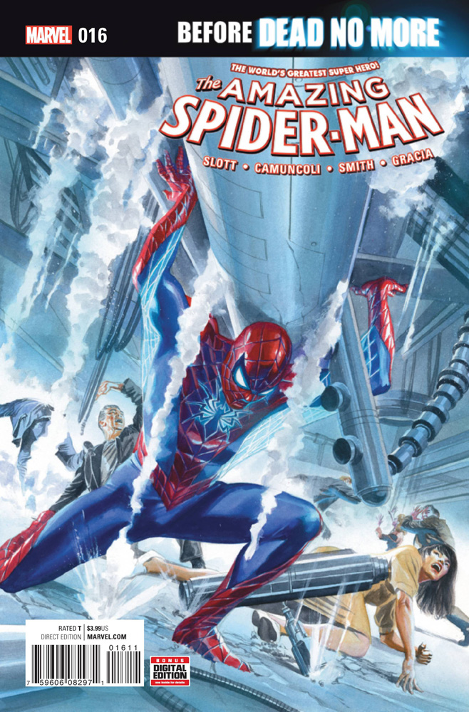 Image: Amazing Spider-Man #16  [2016] - Marvel Comics
