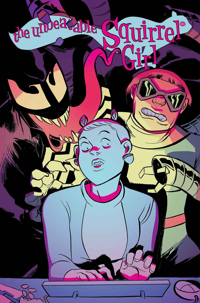 Image: Unbeatable Squirrel Girl #11 - Marvel Comics