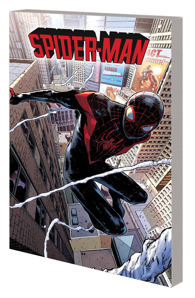 Image: Spider-Man: Miles Morales Vol. 01 SC  - Marvel Comics