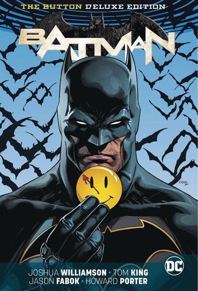 Batman/The Flash: The Button Deluxe Edition HC