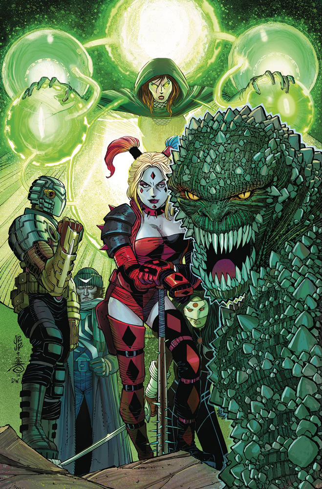 Image: Suicide Squad Vol. 03: Burning Down the House SC  - DC Comics