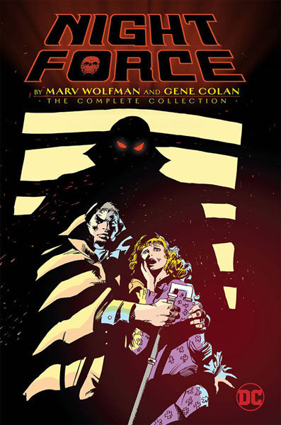 Image: Night Force by Marv Wolfman and Gene Colan: The Complete Collection HC  - DC Comics
