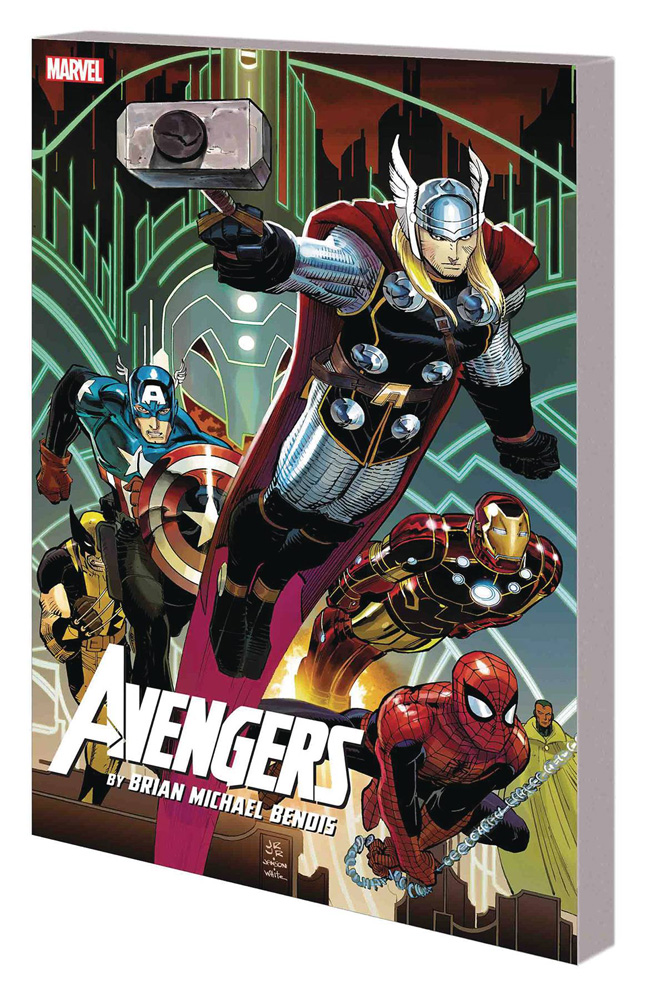 Image: Avengers by Brian Michael Bendis Complete Collection Vol. 01 SC  - Marvel Comics