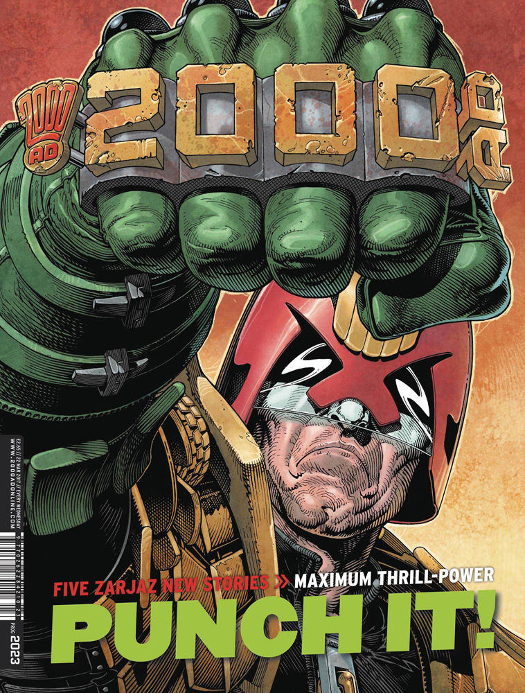 Image: 2000 A.D. Pack  (JUN17) - Rebellion / 2000AD