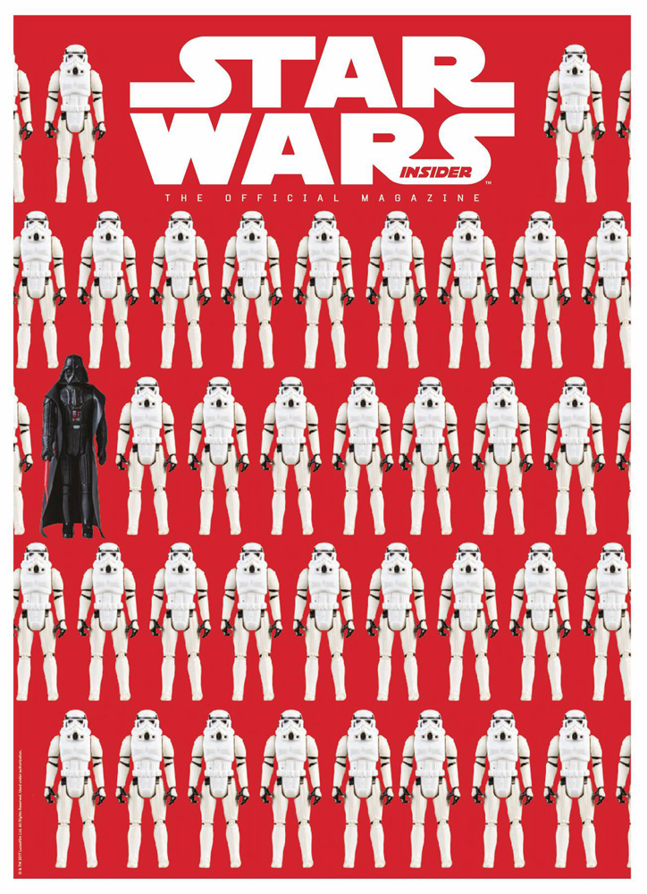 Image: Star Wars Insider #175 (Previews Exclusive cover) - Titan Comics