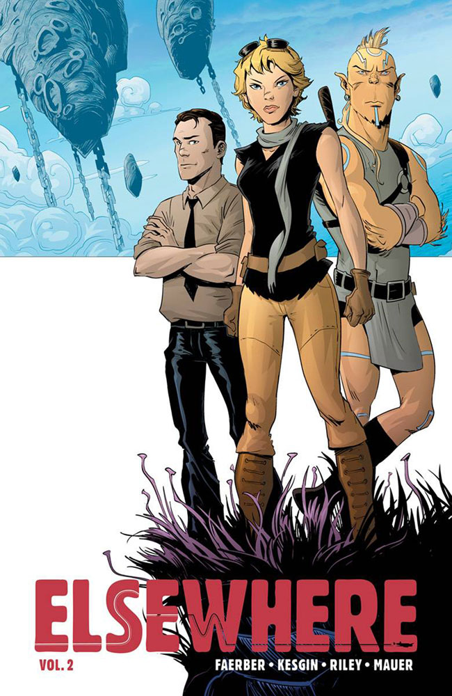 Image: Elsewhere Vol. 02 SC  - Image Comics