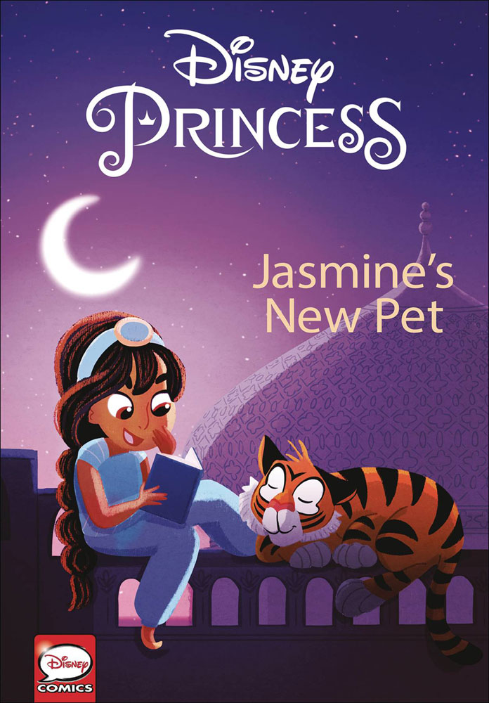 Image: Disney Princess: Jasmine's New Pet HC  - Dark Horse Comics