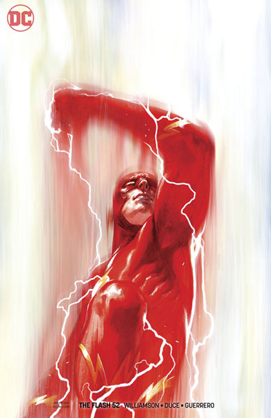 Image: Flash #52 (variant cover - Gabriele Dell'Otto)  [2018] - DC Comics