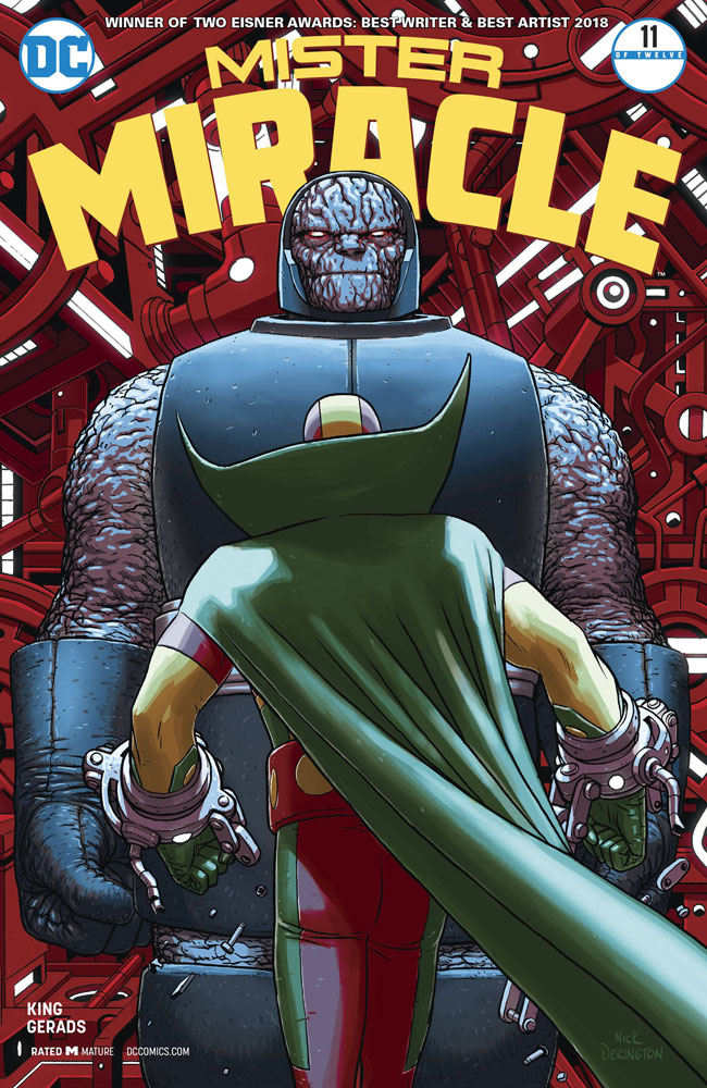 Image: Mister Miracle #11  [2018] - DC Comics