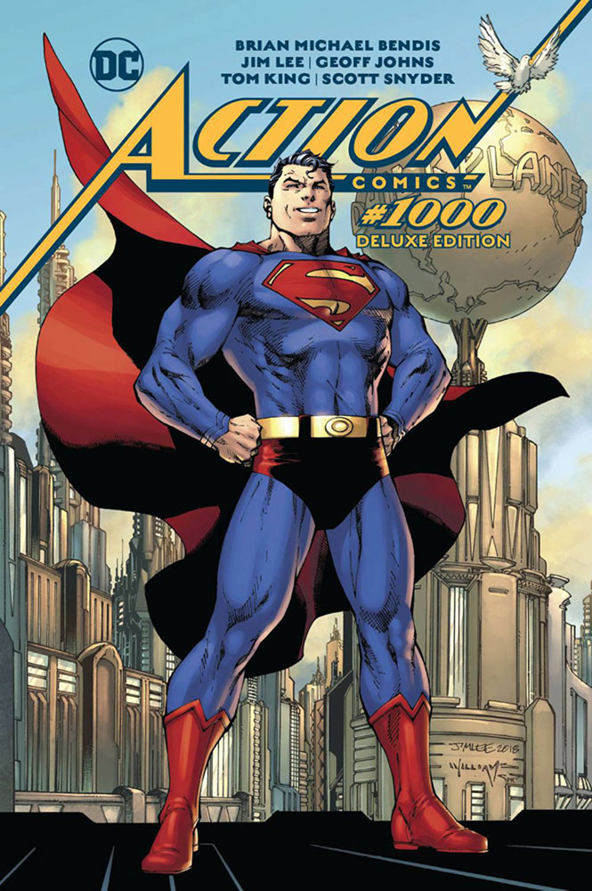 Action Comics #1000 Deluxe Edition
