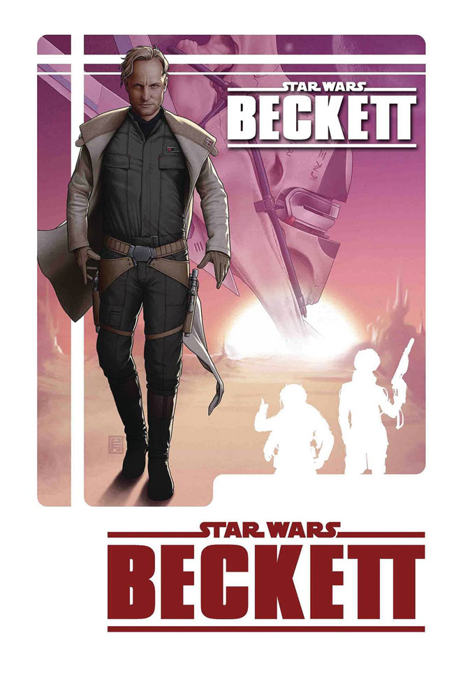 Image: Star Wars Beckett #1  [2018] - Marvel Comics