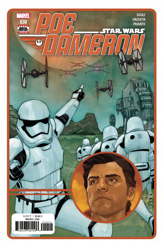 Image: Star Wars: Poe Dameron #30 - Marvel Comics