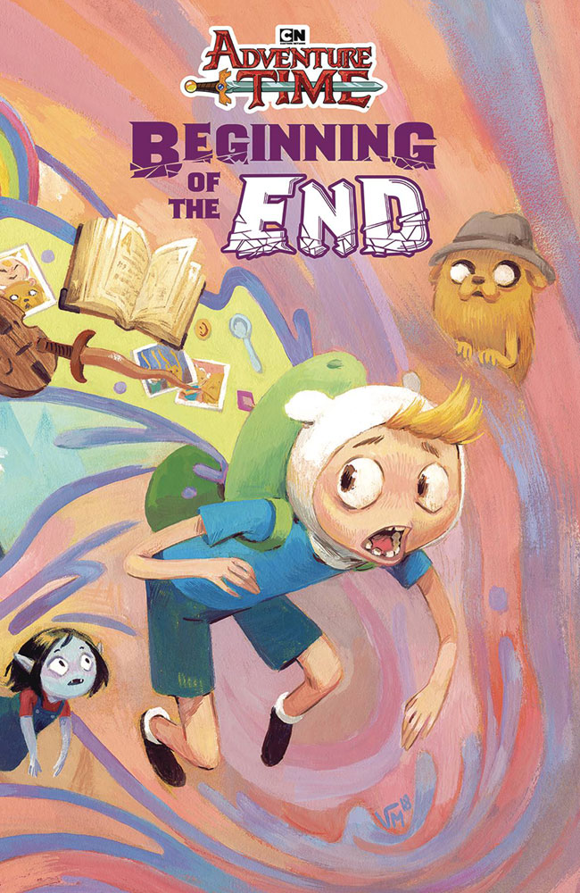 Image: Adventure Time: Beginning of the End SC  - Boom Entertainment