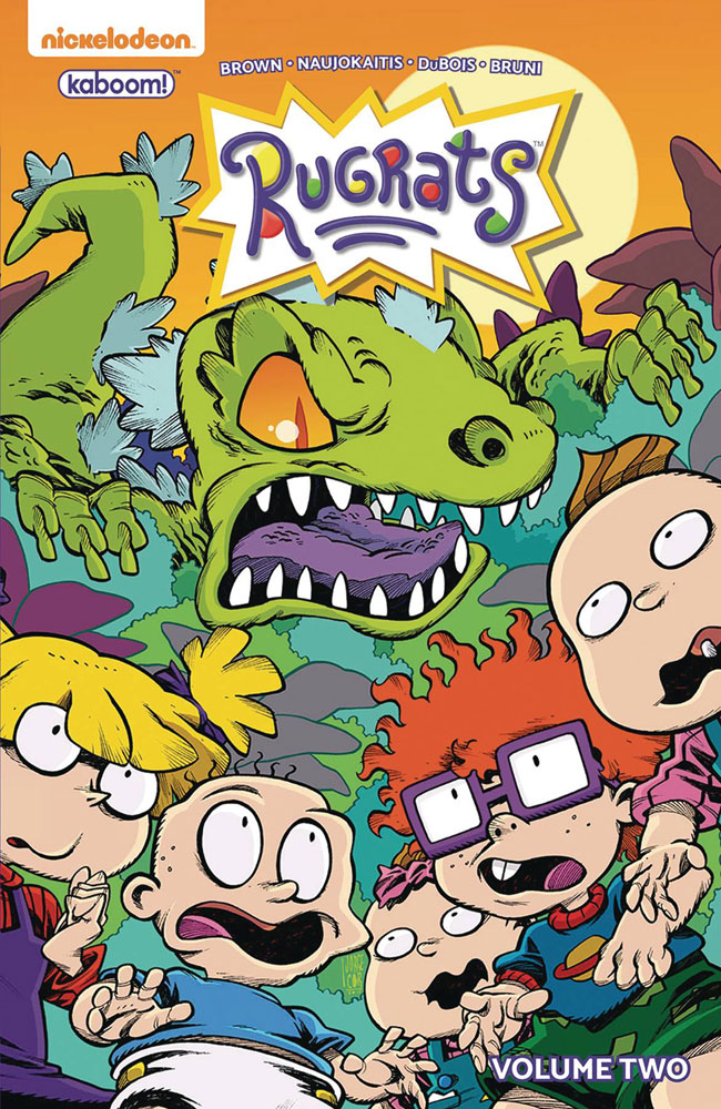 Image: Rugrats Vol. 02 SC  - Boom Entertainment