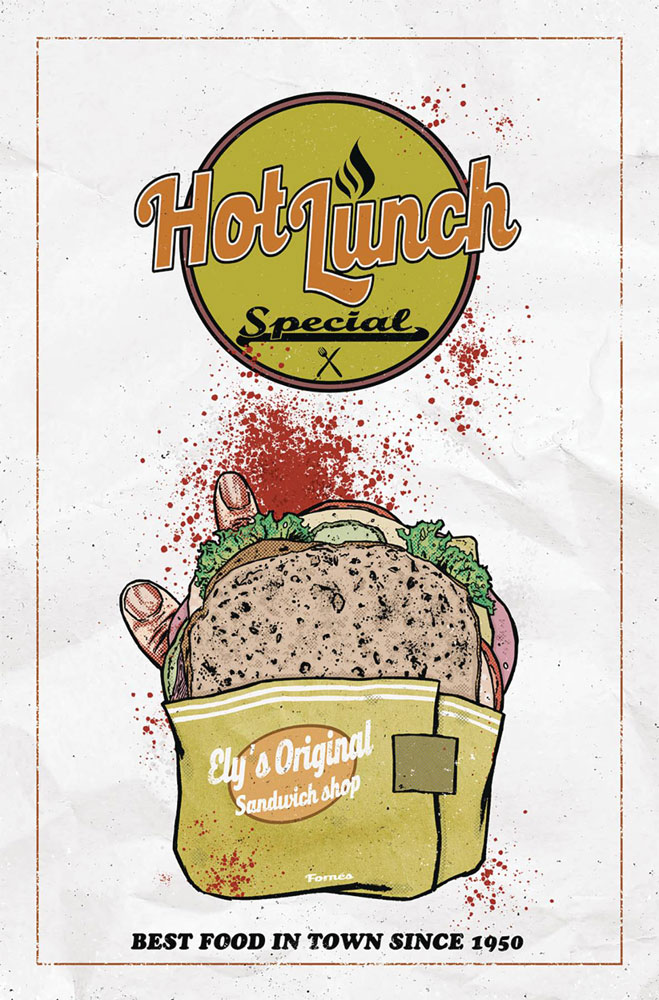 Image: Hot Lunch Special #1 (cover A - Fornes) - Aftershock Comics