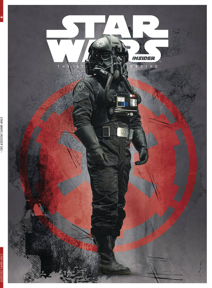 Image: Star Wars Insider #183 (Previews exclusive cover) - Titan Comics