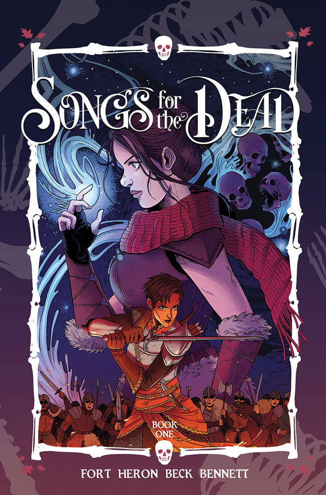 Image: Songs for the Dead SC  - Vault Comics