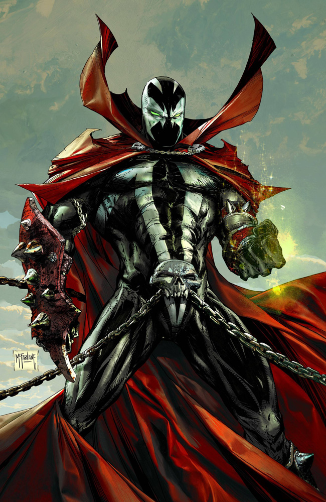 Image: Spawn #300 (cover L incentive - McFarlane virgin) (50-copy)  [2019] - Image Comics