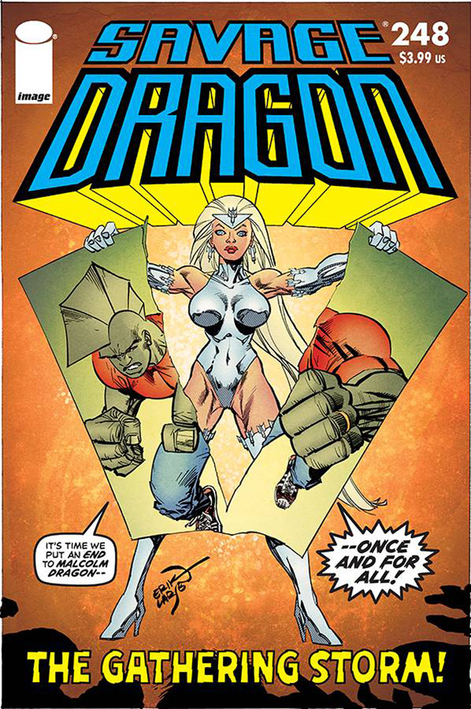 Image: Savage Dragon #248 - Image Comics