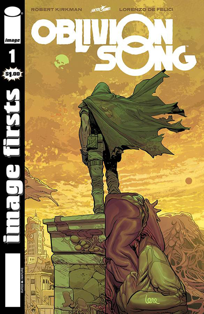 Image: Image Firsts: Oblivion Song #1  [2019] - Image Comics