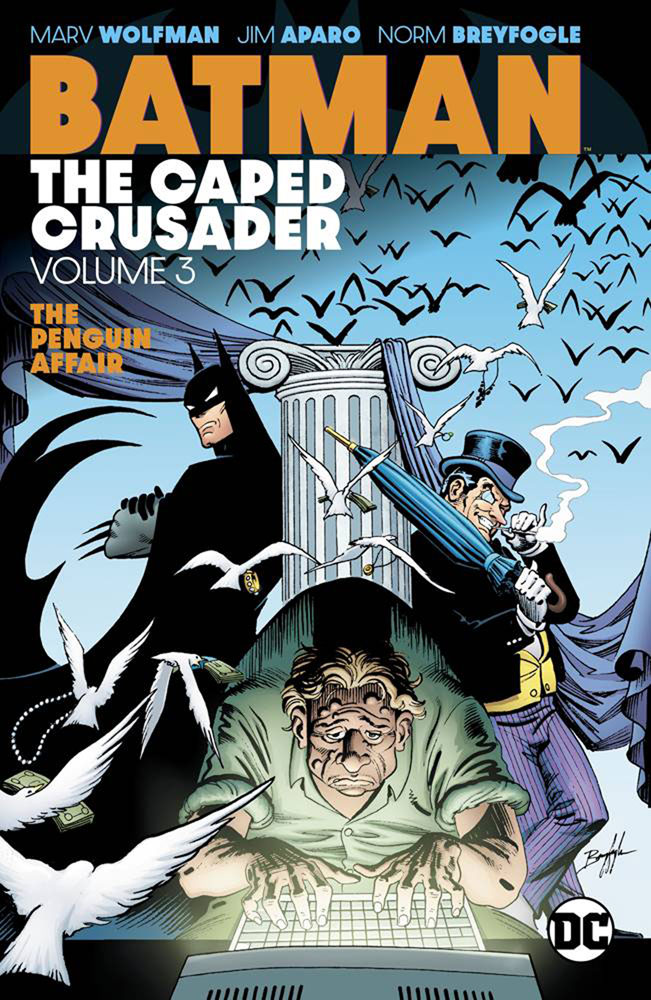 Image: Batman: The Caped Crusader Vol. 03 SC  - DC Comics