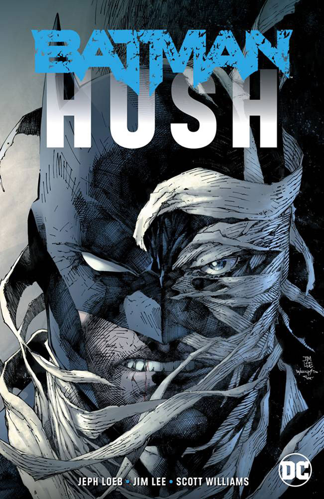 Image: Batman: Hush SC  - DC Comics