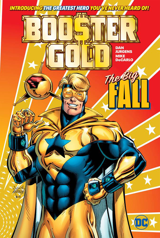Image: Booster Gold: The Big Fall HC  - DC Comics