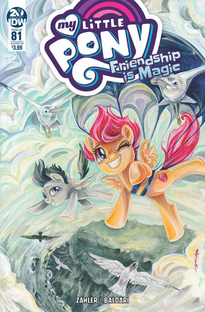 Image: My Little Pony: Friendship Is Magic #81 (cover B - Richard) - IDW Publishing