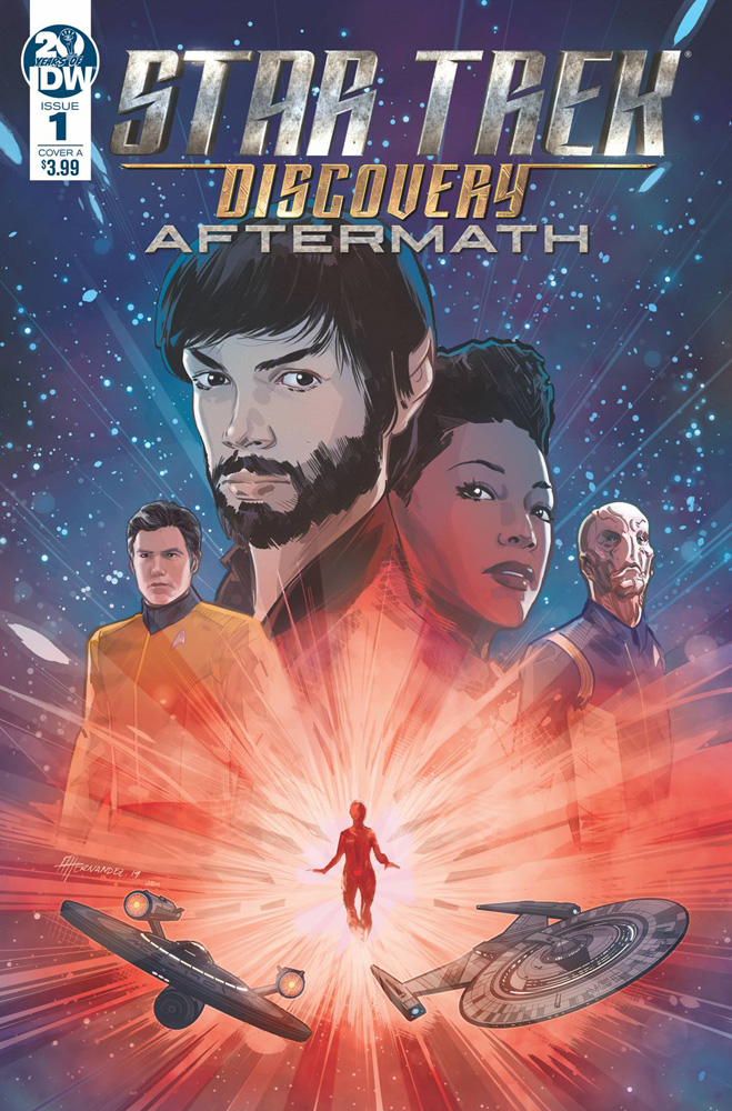 Image: Star Trek: Discovery - Aftermath #1 - IDW Publishing