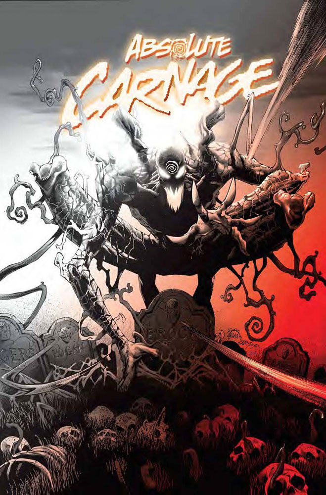 Image: Absolute Carnage #1 (variant Premiere cover - Stegman) - Marvel Comics