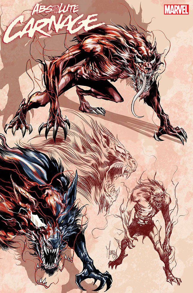 Image: Absolute Carnage #2 (variant Young Guns cover - Checchetto)  [2019] - Marvel Comics