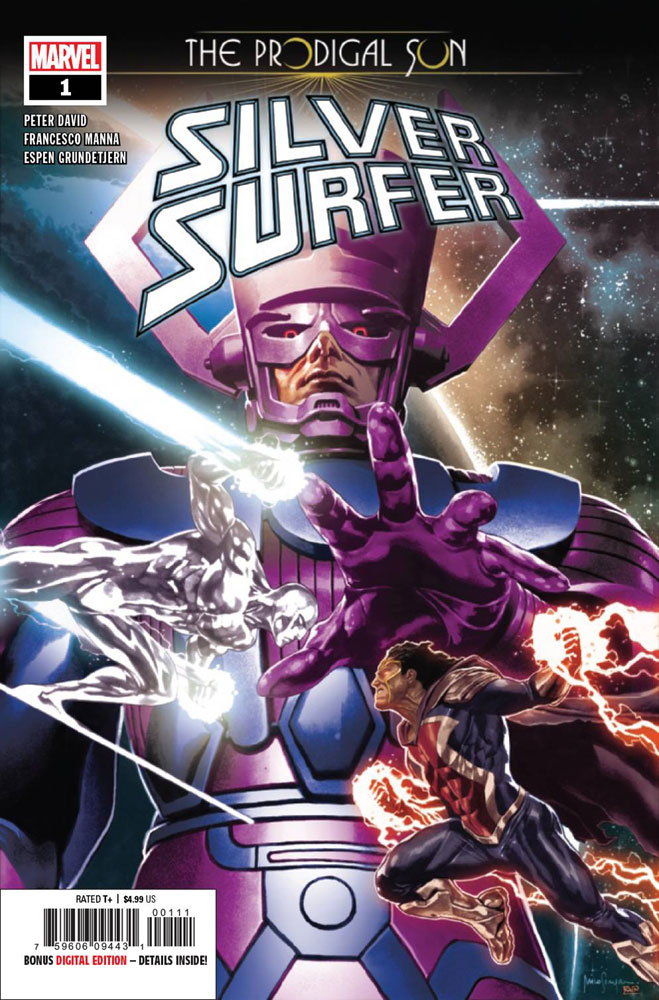 Image: Silver Surfer: The Prodigal Sun #1 - Marvel Comics