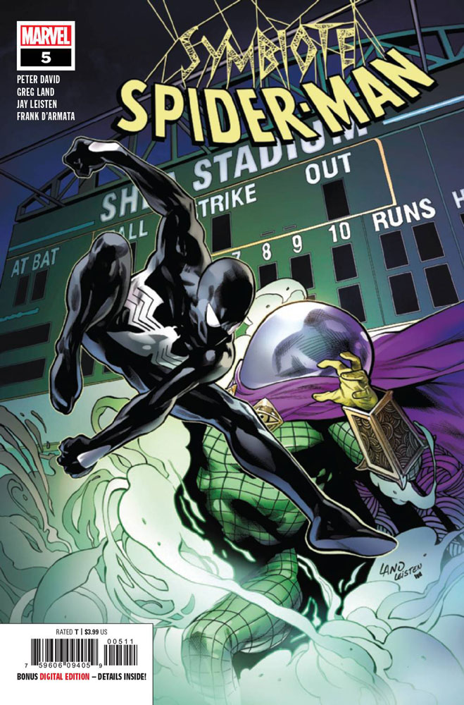 Image: Symbiote Spider-Man #5 - Marvel Comics