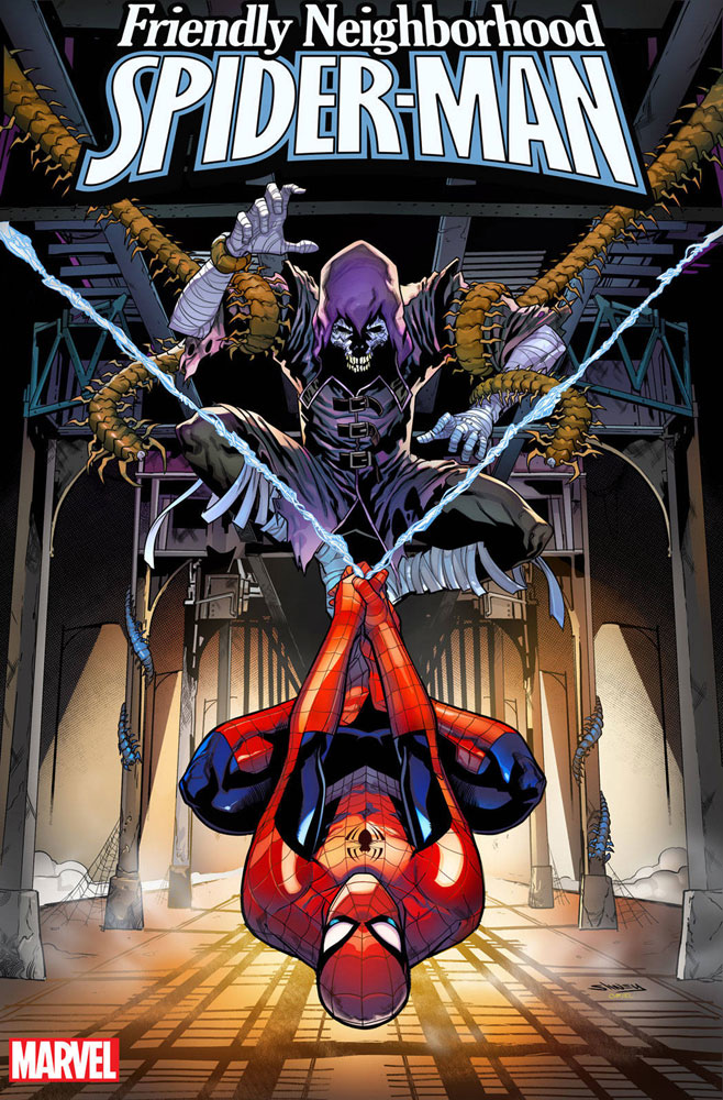 Image: Friendly Neighborhood Spider-Man #10 (variant BoBG cover - Will Sliney) - Marvel Comics