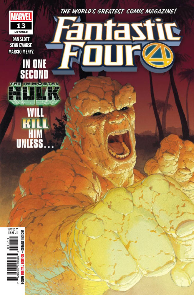 Image: Fantastic Four #13  [2019] - Marvel Comics