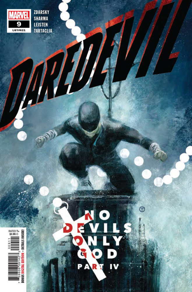 Image: Daredevil #9  [2019] - Marvel Comics