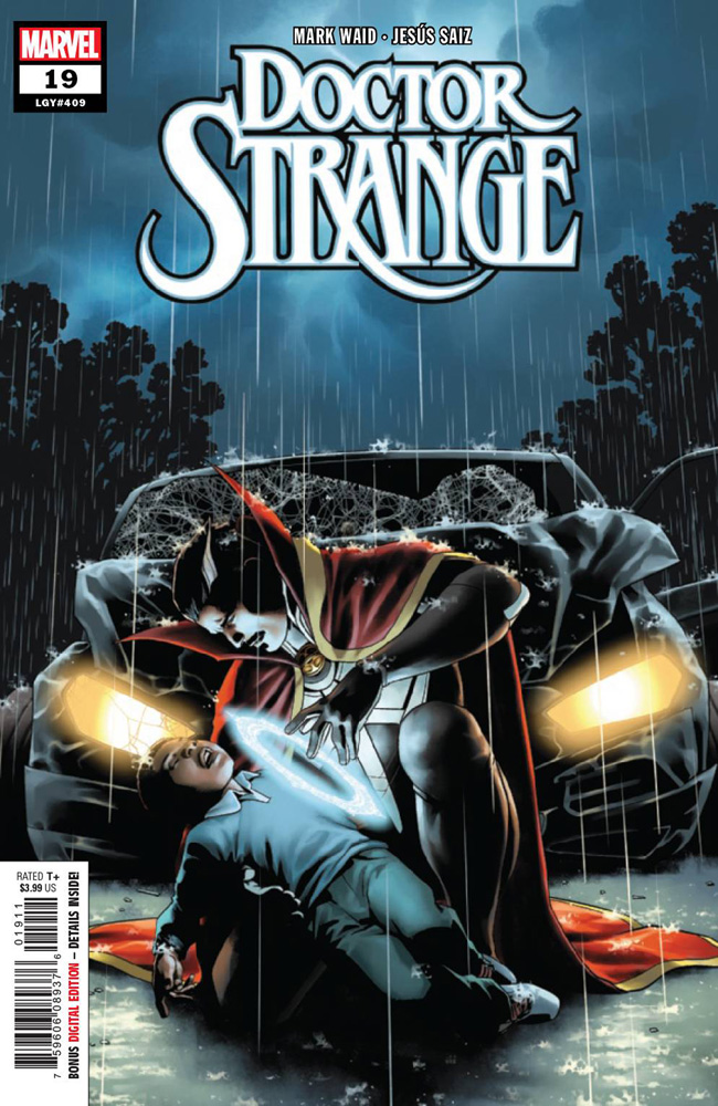 Doctor Strange #19