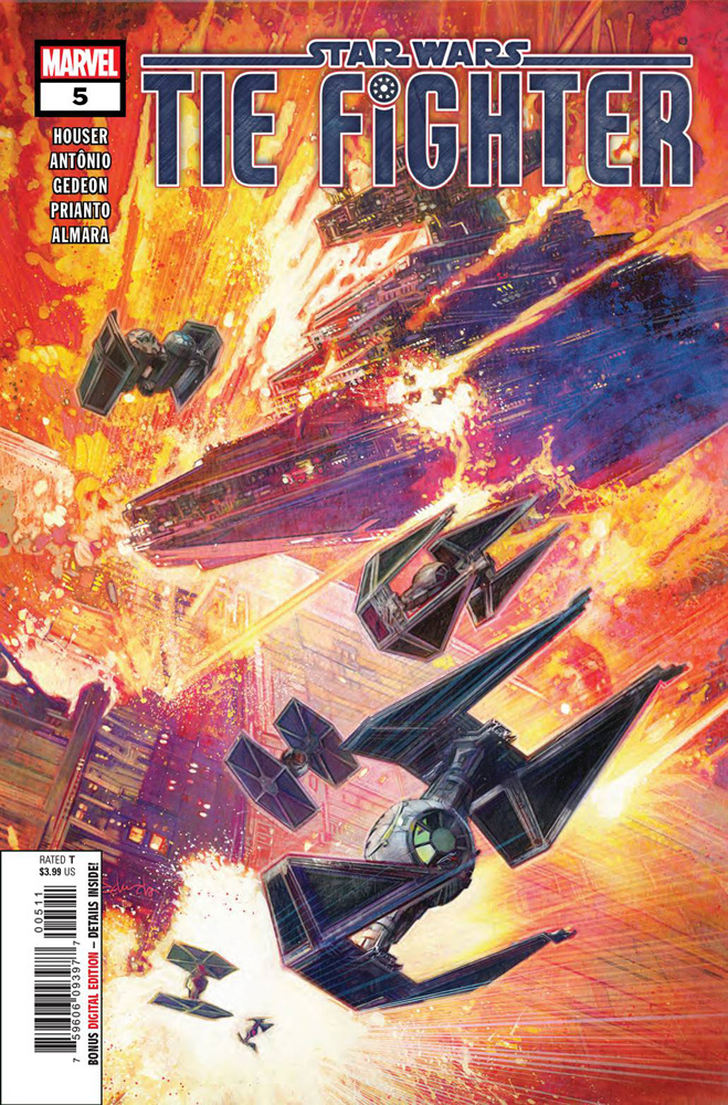 Image: Star Wars: Tie Fighter #5 - Marvel Comics