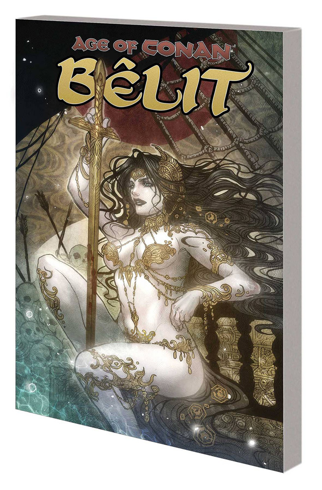 Image: Age of Conan: Belit, Queen of the Black Coast SC  - Marvel Comics