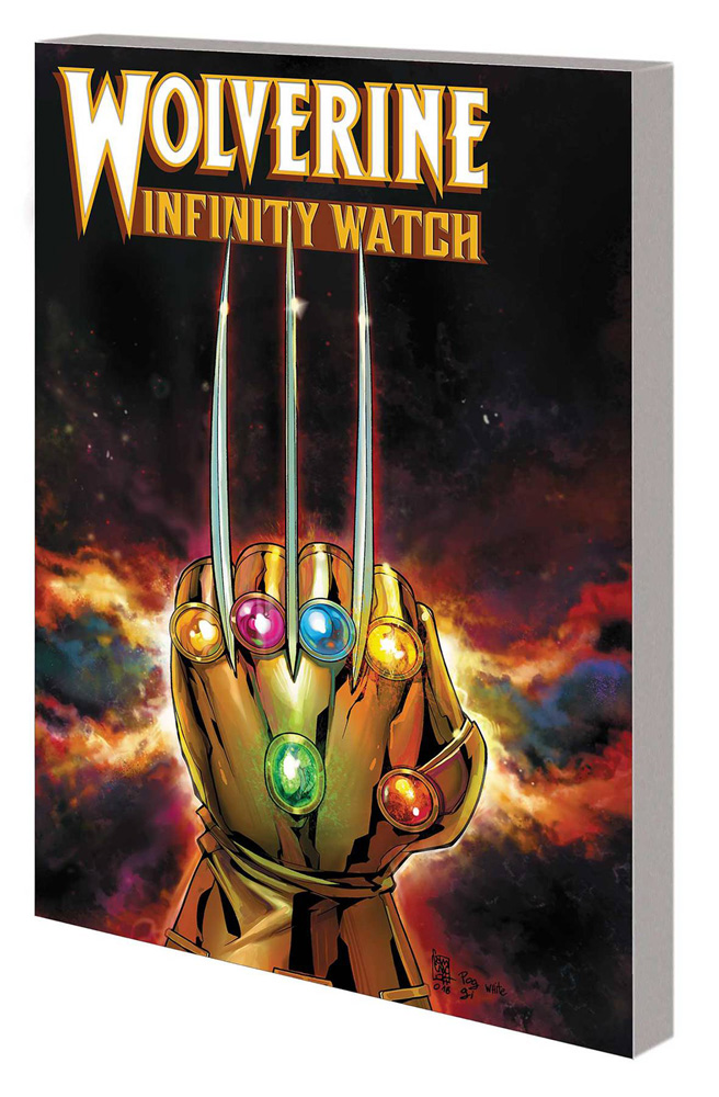 Image: Wolverine: Infinity Watch SC  - Marvel Comics