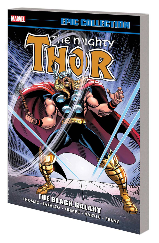 Image: Thor Epic Collection: The Black Galaxy SC  - Marvel Comics