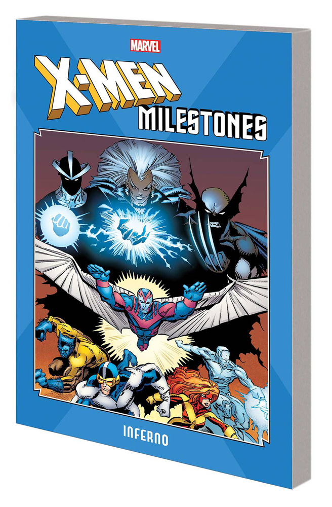 Image: X-Men Milestones: Inferno SC  - Marvel Comics