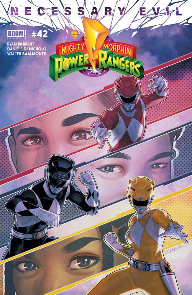 Image: Mighty Morphin Power Rangers #42 - Boom! Studios