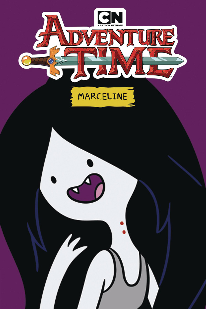 Image: Adventure Time: Marceline SC  - Boom! - KaBOOM!
