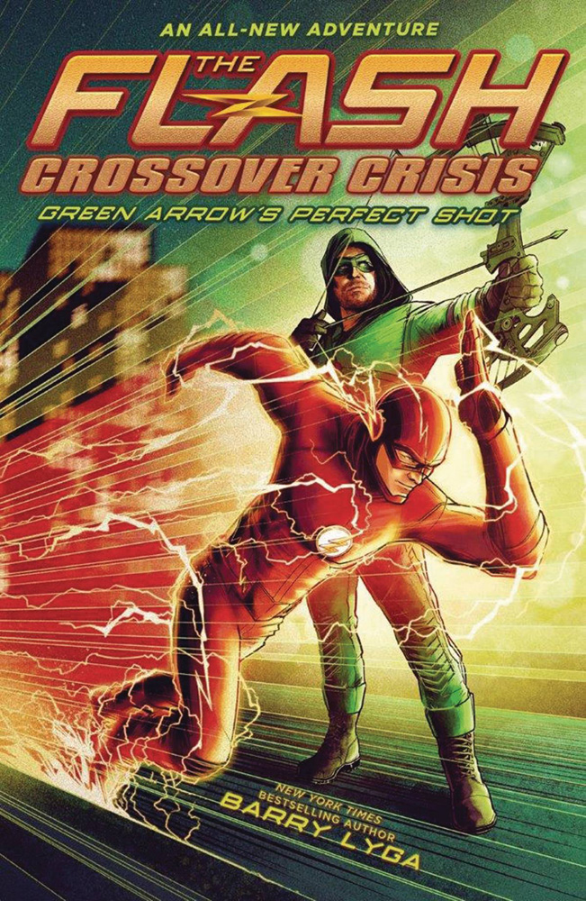 Image: Flash Crossover Crisis: Green Arrow's Perfect Shot HC  - Amulet Books