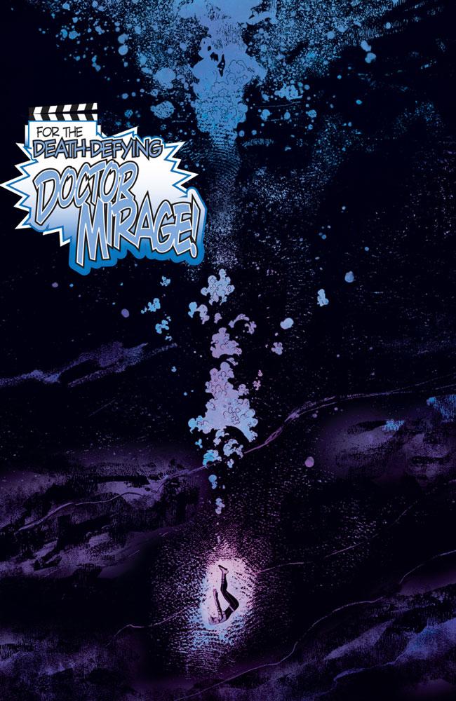 Doctor Mirage #1 (cover B - Ingranata)  [2019] - Valiant Entertainment LLC