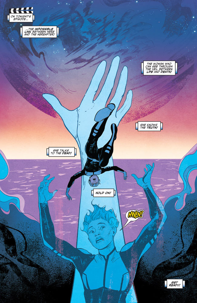 Doctor Mirage #1 (cover C - Robles)  [2019] - Valiant Entertainment LLC