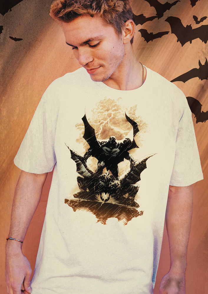 Image: Batman T-Shirt: Detective #1000  (L) - Graphitti Designs